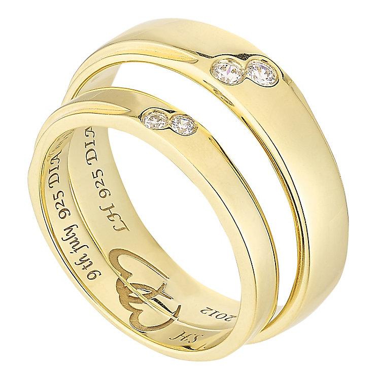 wedding rings sets h samuel wedding rings for women