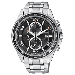 Citizen Eco-Drive stainless steel bracelet watch - Product number 2647907