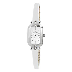 Radley Ladies' White Leather Strap Watch - Product number 2648695