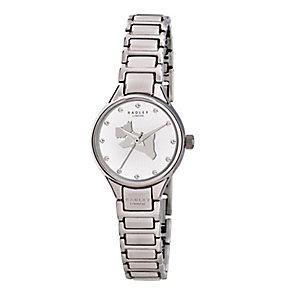 Radley Ladies' Stainless Steel Stone Set Bracelet Watch - Product number 2777665
