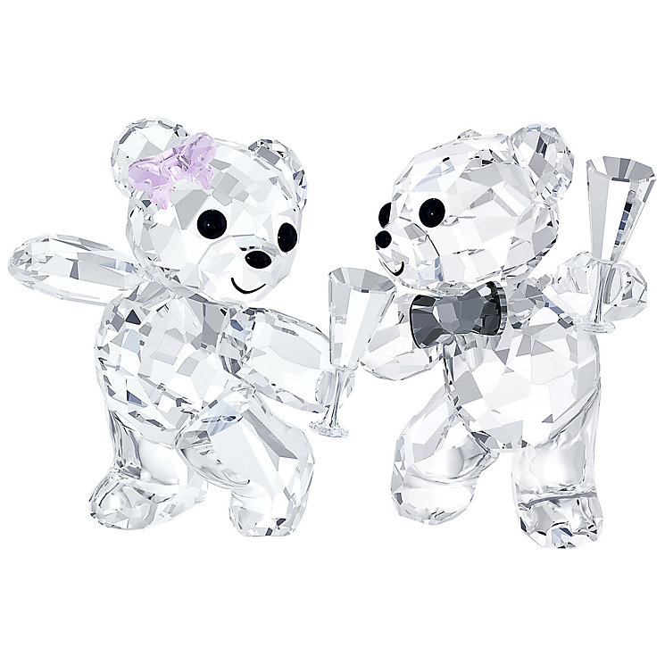 Swarovski Crystal Kris Bear Couple - Product number 2778416