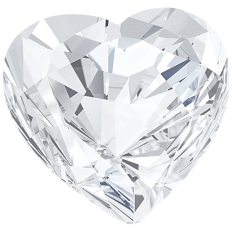 Swarovski Crystal Brilliant Heart - Product number 2778424