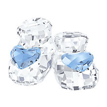 Swarovski Crystal Blue Baby Shoes - Product number 2778505