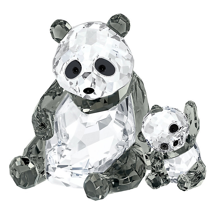 Swarovski Crystal Panda & Baby - Product number 2778599