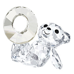 Swarovski Crystal Kris Bear Number Zero - Product number 2778742