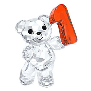 Swarovski Crystal Kris Bear Number One - Product number 2778769