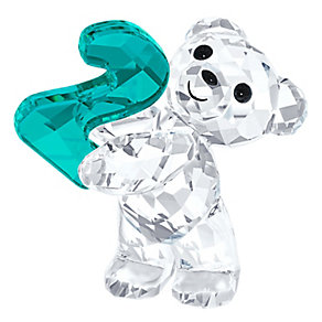 Swarovski Crystal Kris Bear Number Two - Product number 2778777