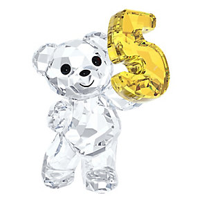 Swarovski Crystal Kris Bear Number Five - Product number 2778807