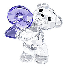 Swarovski Crystal Kris Bear Number Nine - Product number 2778858