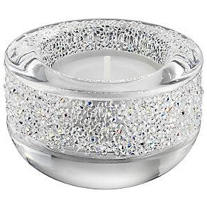 Swarovski Clear Shimmering Crystal Candle Holder - Product number 2778998