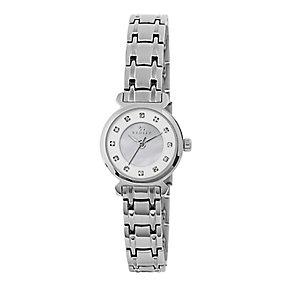 Radley Ladies' Stone Set Stainless Steel Bracelet Watch - Product number 2780003