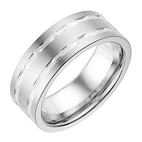 Colbalt 8MM Twist Design Ring - Product number 2782936