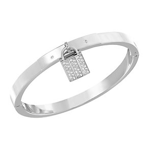 Swarovski bangle with padlock design - Product number 2788799