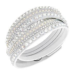 Swarovski Slake crystal cream bracelet - Product number 2788802