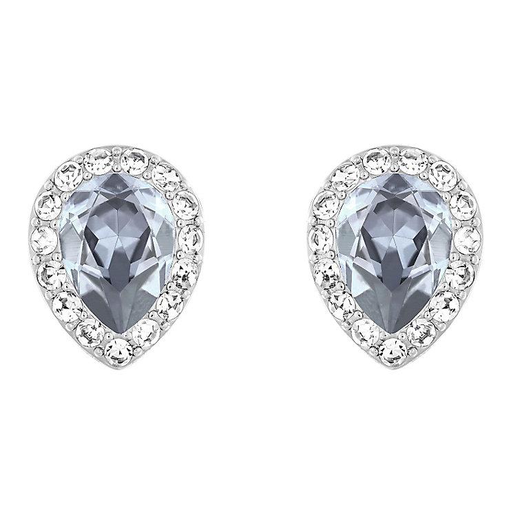Swarovski pear shaped stud earrings - Product number 2788845