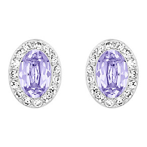 Swarovski oval shaped stud earrings - Product number 2788853