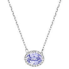 Swarovski Christie lavender pendant - Product number 2789299