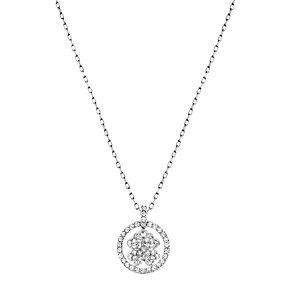 Swarovski Crocus crystal clover pendant - Product number 2789426