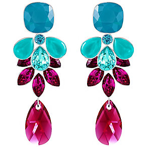 Swarovski Cardinal long pierced earrings - Product number 2789442