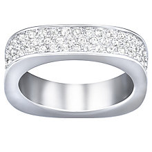 Swarovski pave crystal ring size L - Product number 2789523