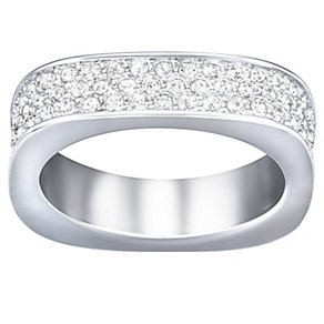 Swarovski pave crystal ring size Q 1/2 - Product number 2789558