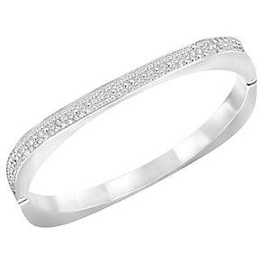 Swarovski pave crystal bangle - Product number 2789604