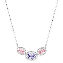 Swarovski Christie trio necklace - Product number 2790122