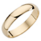 Ladies' 22ct Yellow Gold 4mm Wedding Ring - Product number 2800144