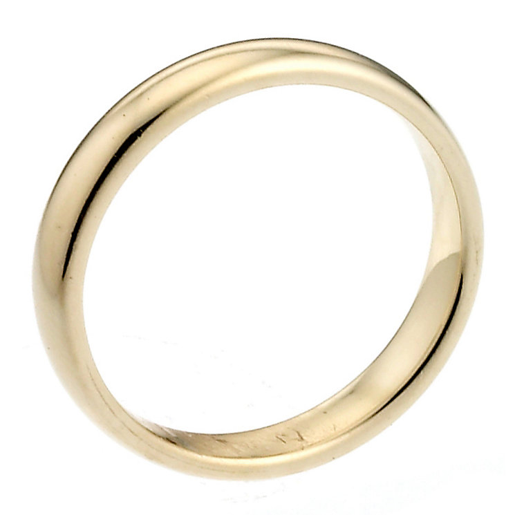 Ladies' 22ct Yellow Gold 2mm Wedding Ring - Product number 2801299