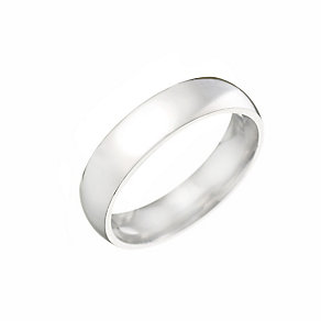 950 Palladium Super Heavy Weight 5mm Wedding Ring - Product number 2804670