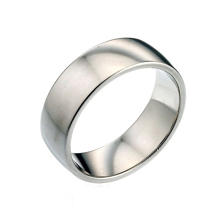 Men's Palladium 7mm Wedding Ring - Product number 2807963
