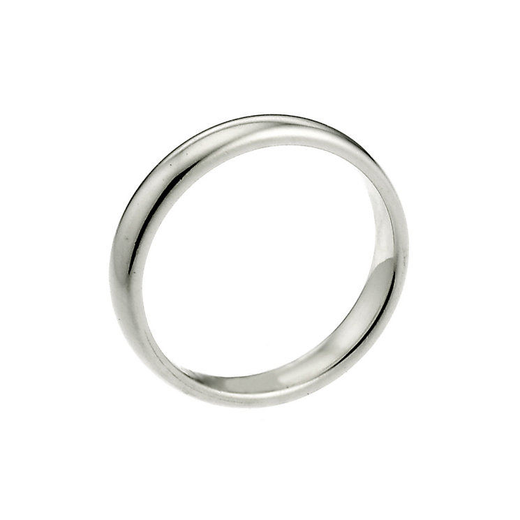Ladies' Palladium 2mm Wedding Ring - Product number 2808641