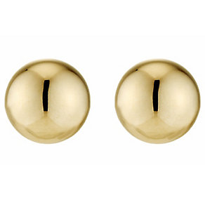 Gold Stud Earrings - Product number 2811049