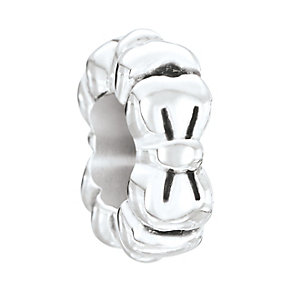 Chamilia Petites Sterling Silver Bowties Spacer Bead - Product number 2826224