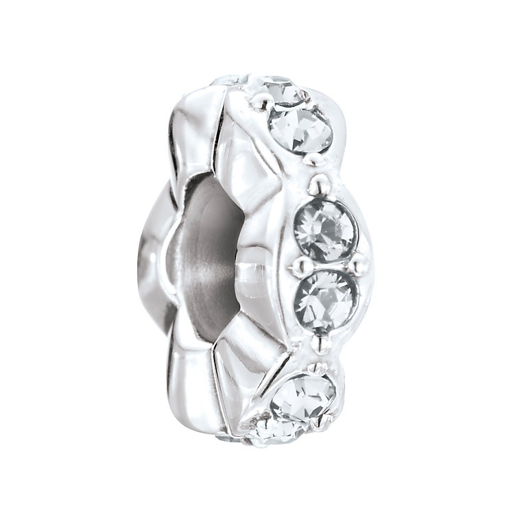 Chamilia Petites Silver & Swarovski Crystal Eternity Bead - Product number 2826313