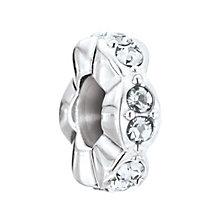 Chamilia Petites Silver & Swarovski Crystal Eternity Bead - Product number 2826313