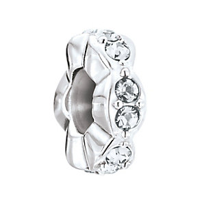 Chamilia Petites Silver & Swarovski Elements Eternity Bead - Product number 2826313