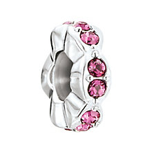 Chamilia Petites Silver & Swarovski Crystal Eternity Bead - Product number 2826321