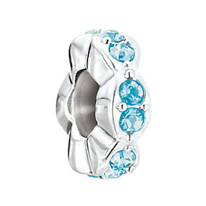 Chamilia Petites Silver & Swarovski Elements Eternity Bead - Product number 2826348