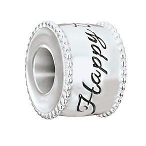 Chamilia Sterling Silver Happy Anniversary Bead - Product number 2826941