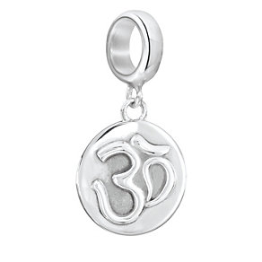 Chamilia Sterling Silver We Are All Connected Ohm Bead - Product number 2826976