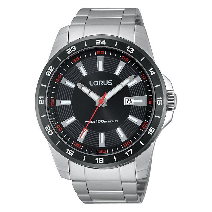 Lorus Men's Titanium & Stainless Steel Bracelet Watch - Product number 2828081