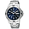 Lorus Men's Blue Dial & Stainless Steel Bracelet Watch - Product number 2828103