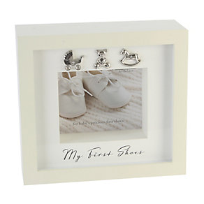 Childhood Memories My First Shoes Keepsake Box - Product number 2828235