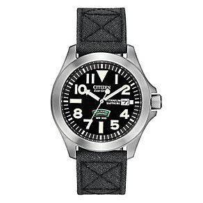 Citizen men's grey strap watch - Product number 2829541