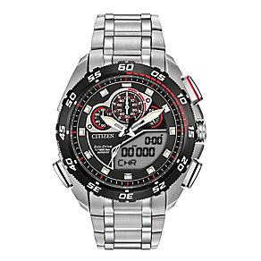Citizen men's Eco-Drive chronograph bracelet watch - Product number 2829630