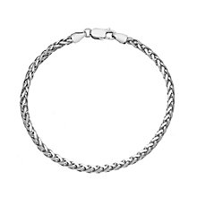 Sterling silver link bracelet - Product number 2830299