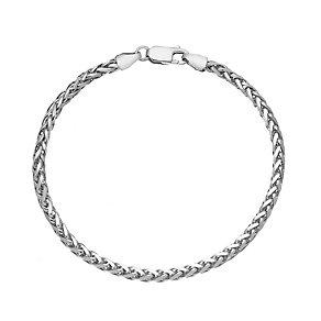 Sterling silver link bracelet - Product number 2830299