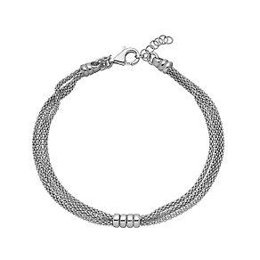 Sterling silver ring bracelet - Product number 2830337