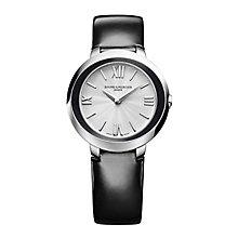 Baume & Mercier Promesse ladies' black strap watch - Product number 2832224